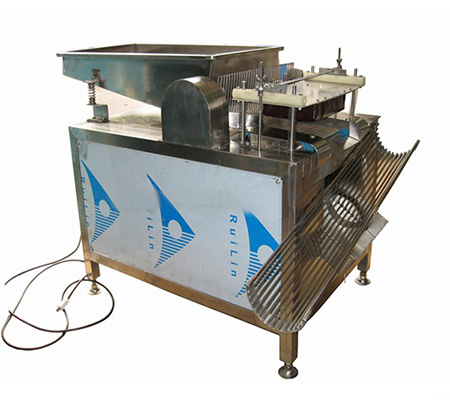Quail Egg Peeling Machine Stainless Steel 100kg Automatic Quail Egg Peeler